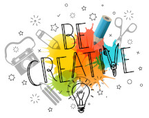 be creative web